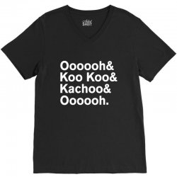 Koo Koo Kachoo Hydraulic P-Funk Merch V-Neck Tee | Artistshot