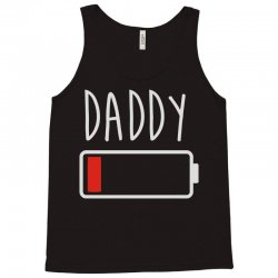 daddy low battery Tank Top | Artistshot
