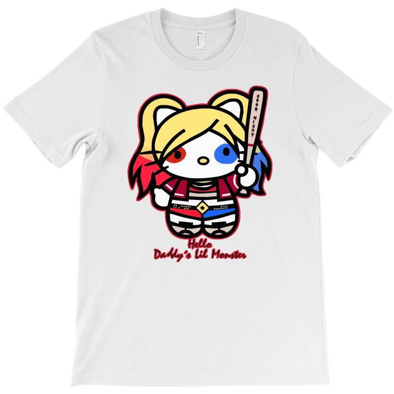 Daddy´s Lil Monster T-shirt | Artistshot