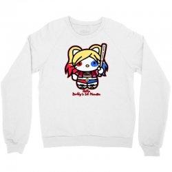 daddy´s lil monster Crewneck Sweatshirt | Artistshot