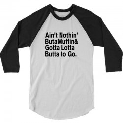 For Prince, It Ain't Nothin' but a Muffin 3/4 Sleeve Shirt | Artistshot