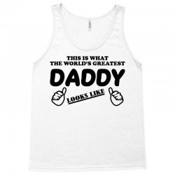daddy's dad's fathers Tank Top | Artistshot