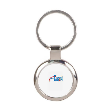 Voter Fraud 2020 1 Round Keychain Designed By Kakashop