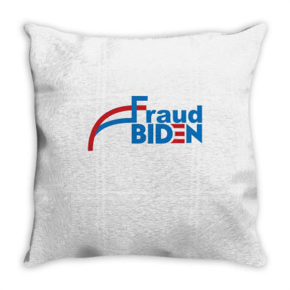 Voter Fraud 2020 1 Throw Pillow Designed By Kakashop