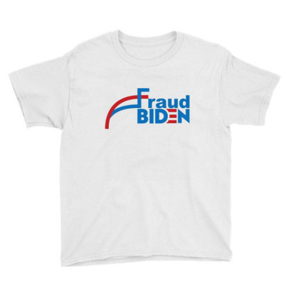 Voter Fraud 2020 1 Youth Tee Designed By Kakashop