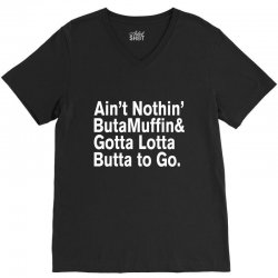 For Prince, It Ain't Nothin' but a Muffin V-Neck Tee | Artistshot