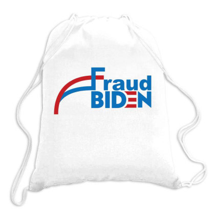 Voter Fraud 2020 1 Drawstring Bags Designed By Kakashop