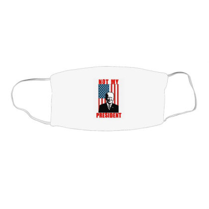 Joe Biden Not My President Face Mask Rectangle Designed By Kakashop