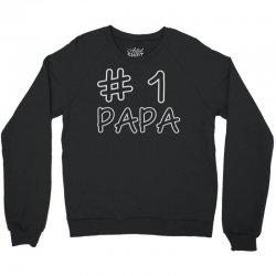 dad's papa's Crewneck Sweatshirt | Artistshot
