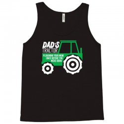 dad's tractor ploughing your mum Tank Top | Artistshot