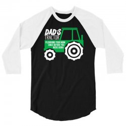 dad's tractor ploughing your mum 3/4 Sleeve Shirt | Artistshot