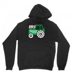 dad's tractor ploughing your mum Unisex Hoodie | Artistshot