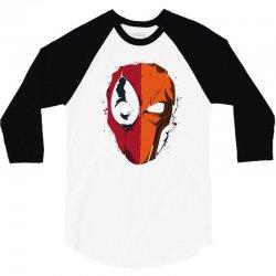 daft mercenary 3/4 Sleeve Shirt | Artistshot