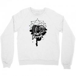 daft punk helmet Crewneck Sweatshirt | Artistshot