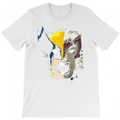 Daft Weapon X T-shirt Designed By Monstore