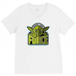 dagobah swamp force V-Neck Tee   Artistshot
