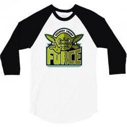 dagobah swamp force 3/4 Sleeve Shirt   Artistshot