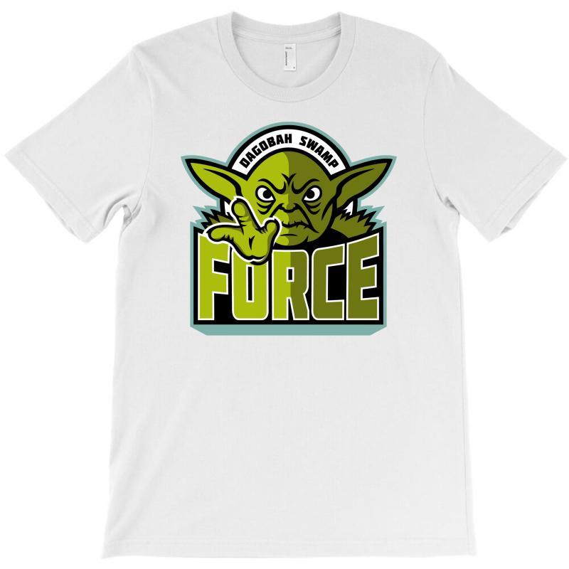 Dagobah Swamp Force T-shirt   Artistshot
