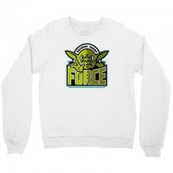 dagobah swamp force Crewneck Sweatshirt   Artistshot
