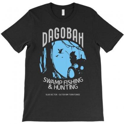Dagobah T-shirt Designed By Monstore