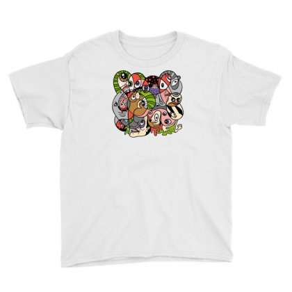 Daily Drawing Youth Tee Designed By Monstore
