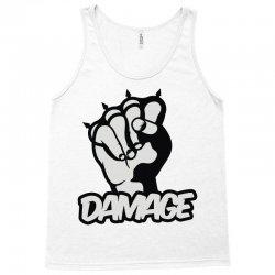 damage Tank Top | Artistshot