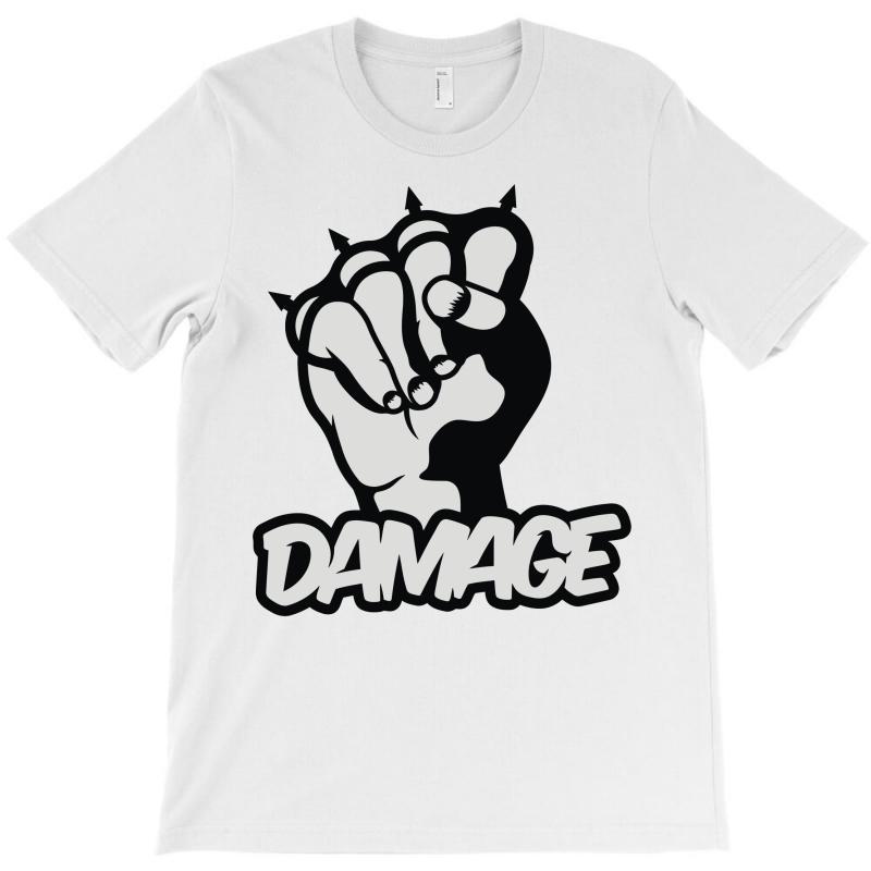 Damage T-shirt | Artistshot