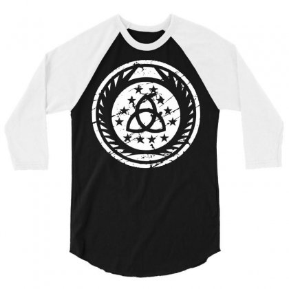 Skyguards 3/4 Sleeve Shirt Designed By Sbm052017