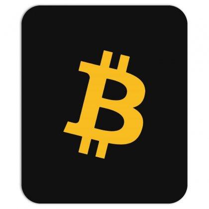 Bitcoin Logo Mousepad Designed By Mdk Art