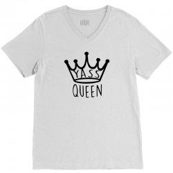 yass queen V-Neck Tee | Artistshot