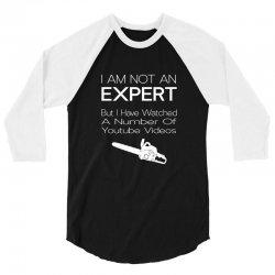 EXPERT 3/4 Sleeve Shirt   Artistshot
