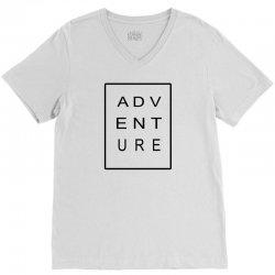ADVENTURE V-Neck Tee | Artistshot