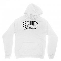 security girlfriend Unisex Hoodie | Artistshot