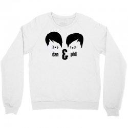 dan and phil Crewneck Sweatshirt | Artistshot