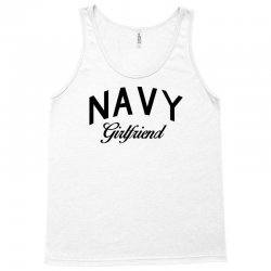 navy girlfriend Tank Top | Artistshot