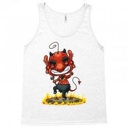 dancing devil Tank Top   Artistshot