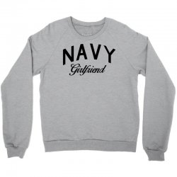navy girlfriend Crewneck Sweatshirt | Artistshot