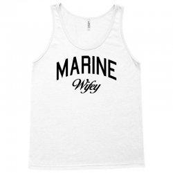 marine wifey Tank Top | Artistshot
