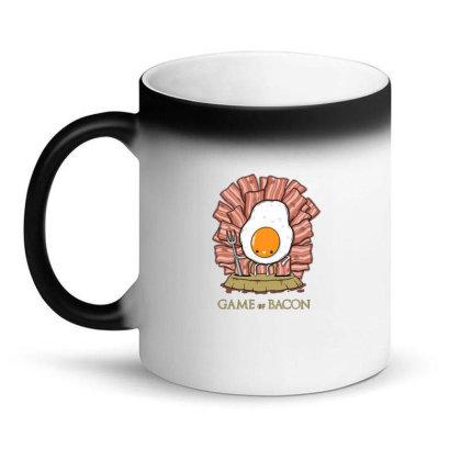 Bacon Game Magic Mug Designed By Charlesfo
