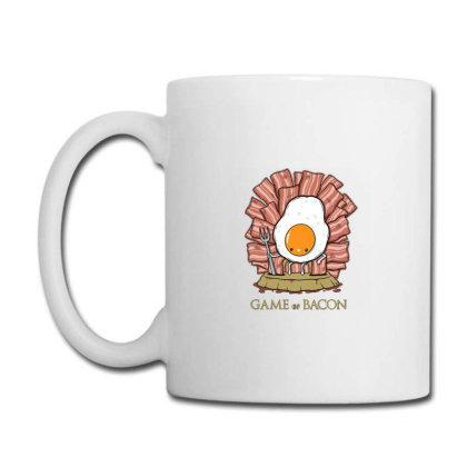 Bacon Game Coffee Mug Designed By Charlesfo