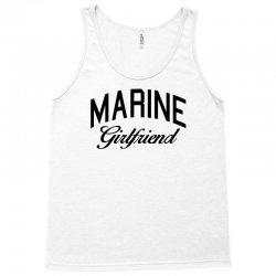 marine girlfriend Tank Top | Artistshot