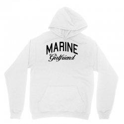marine girlfriend Unisex Hoodie | Artistshot