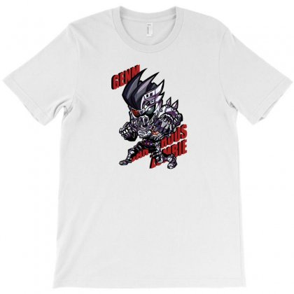 Dangerous Zombie T-shirt Designed By Monstore