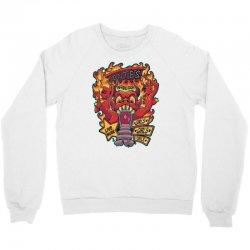 dante's inferno room Crewneck Sweatshirt   Artistshot