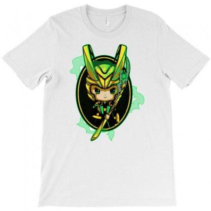 Dark God T-shirt Designed By Monstore