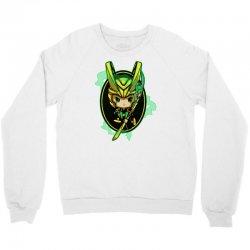 dark god Crewneck Sweatshirt   Artistshot