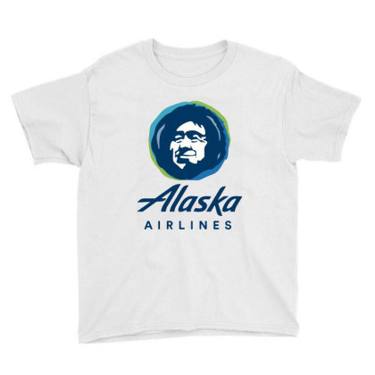 Alaska Airlines Youth Tee Designed By Loye771290