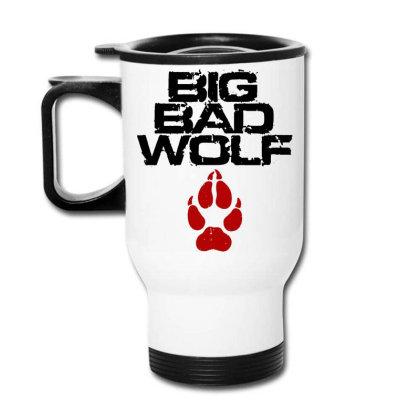 Big Bad Wolf Travel Mug Designed By Loye771290