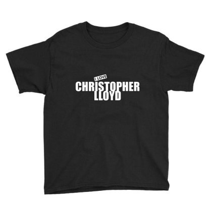Christopher Lloyd Youth Tee Designed By Word Power
