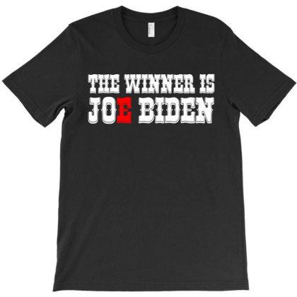 Joe Biden The Winner T-shirt Designed By I One Simple Store